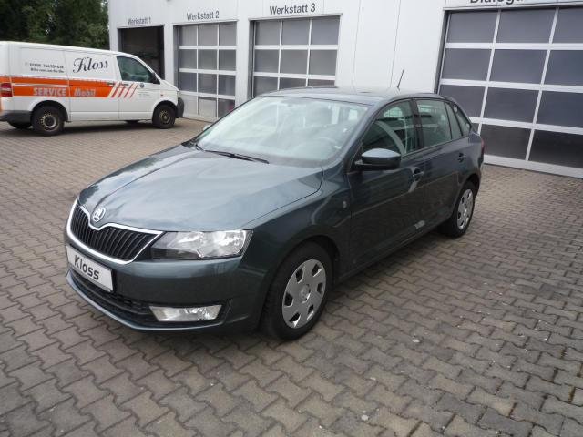Skoda Rapid/Spaceback Rapid Spaceback 1.2 TSI Ambition
