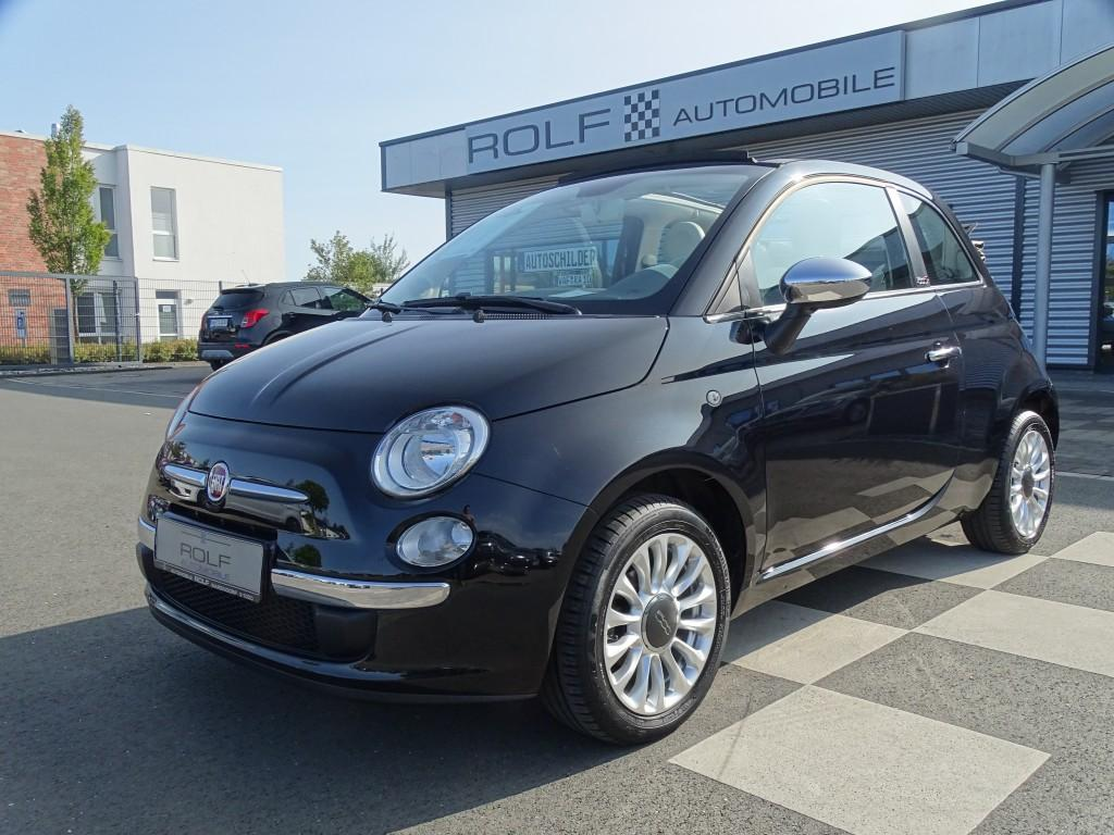 Fiat 500C  1.2   Pop Star   Klima   Radio-CD   PDC   Alu