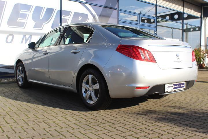 Peugeot 508 1.6 Turbo Active 16-Zoll/PDC/Tempomat