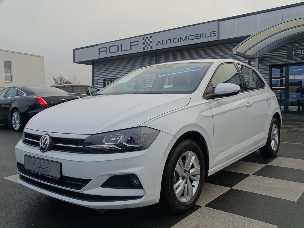 VW Polo  1.0 TSI   DSG   Comfortline   App connect   Tempomat