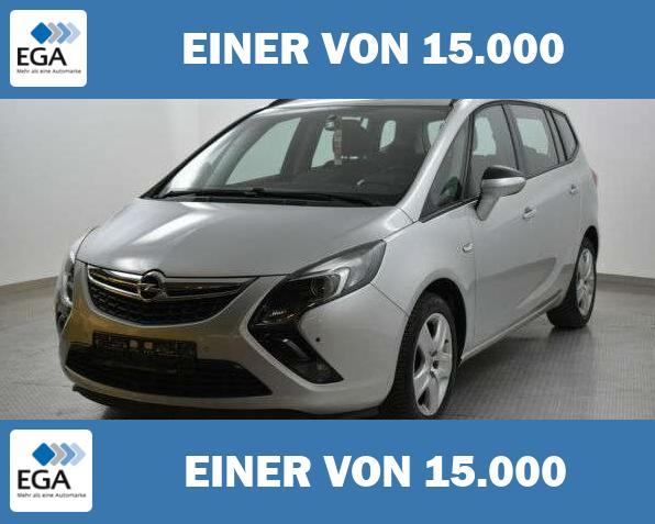 Opel Zafira Tourer Zafira 1.4 Tourer Edit. >7-SIT+SHZ+NAVI+PDC+TEMP