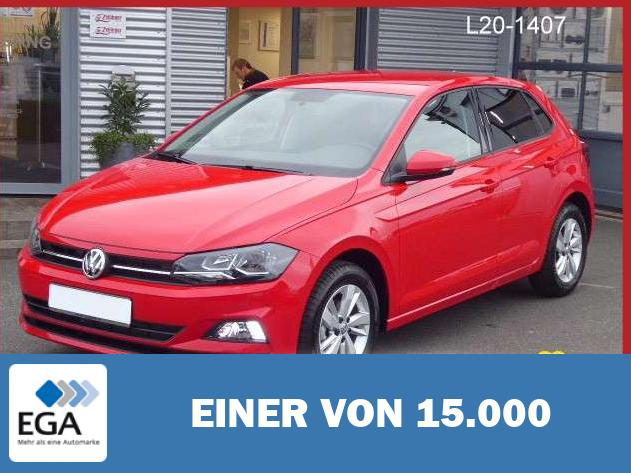 Volkswagen Polo Comfortline TSI +SUNSET+ACC+APP CONNECT