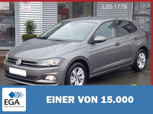 Volkswagen Polo Comfortline TSI DSG +SUNSET+ACC+APP CONNECT