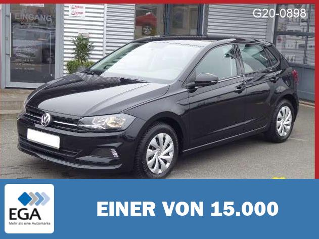 Volkswagen Polo Comfortline 1,0 +CLIMA+SITZHEIZUNG+PDC+COMPOSITIO