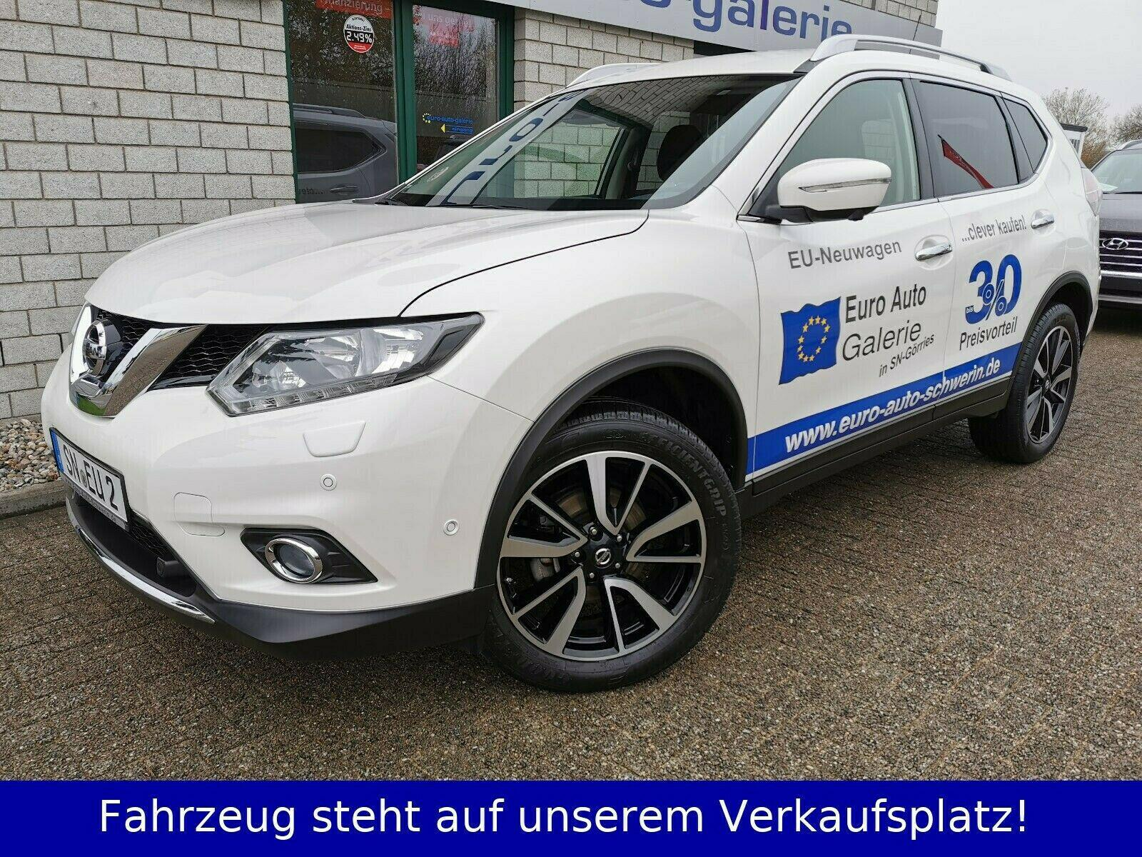 NISSAN X-Trail 1.6 dCi N-Connecta 360° P-Safety &-Style